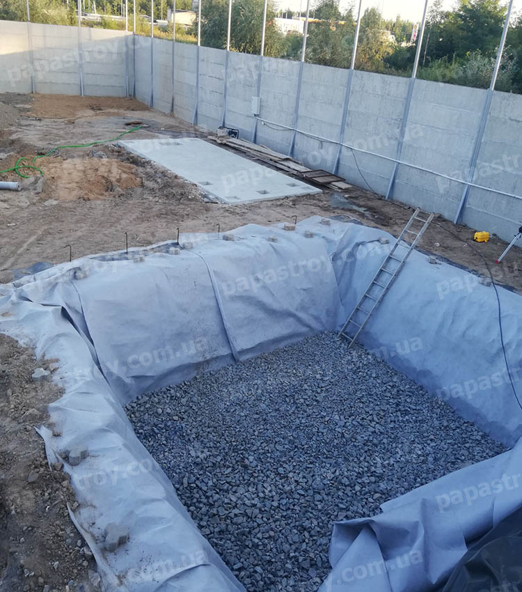 Строительство искусственных водоемов под ключ